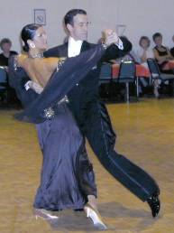 Anton & Erin - Tango - early years