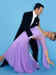 Anton and Lesley Garrett